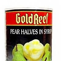 Pear Halves in Syrup (South Africa) 800g