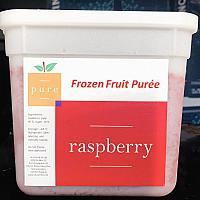 Frozen Raspberry Puree 1.5 Kg Pail