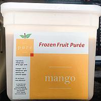 Frozen Mango Puree 1.5Kg Pail