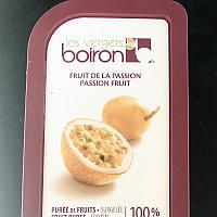 Frozen Passion Fruit puree Boiron 1 kg