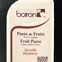 Frozen Blue Berry Puree