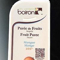 Frozen Mango puree Boiron 1 kg