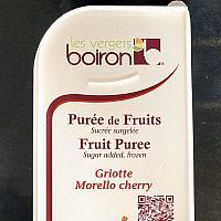 Frozen Morello Cherry Puree