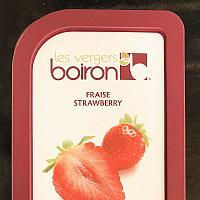 Frozen Strawberry puree Boiron 1 kg
