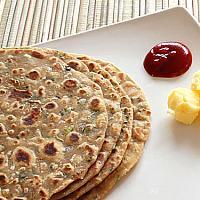 Paneer Parantha\Cheese parantha