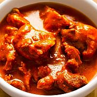 Mutton Dahi wala