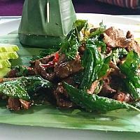 Macreuse Wagyu Beef slide