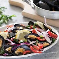 Mussels Catalan