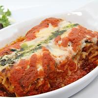 Lasagna Spinach