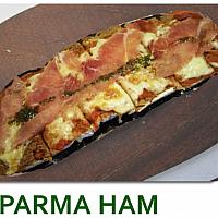 Parma Ham Bruschetta