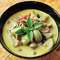 GREEN CURRY (GAI/MUH/GUNG)