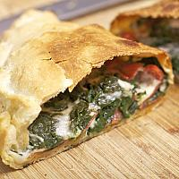 Cheese & Spinach Calzone