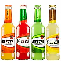 BREEZER  VODKA SMIRNOFF/LEMON