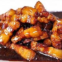 Sweet pork condiment