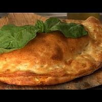Prociutto Cotto (Italian Cooked Ham) Calzone