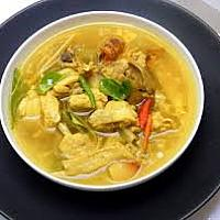 Chicken Stew with Turmeric