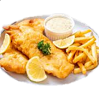 Easy Fish & Chips with Tartar Sauce