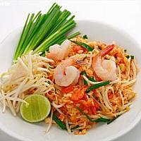Pad Thai Chicken or Pork