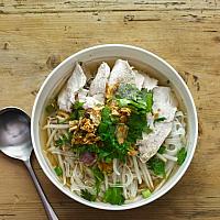 Noodle Soup Chicken or Pork