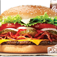 WHOPPER BACON CHEESE VALUE MEAL (BEEF)