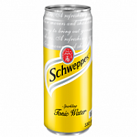 Schweppes Tonic 0,33