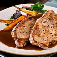 Pork Loin Steak
