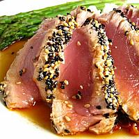 Tuna Steak Teriyaki