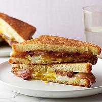 Sandwich Bacon & Egg