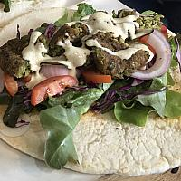 Pita sandwich wrap (VEGAN)
