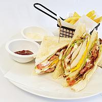 Mantra Club Sandwich