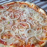 Pizza Pescatora