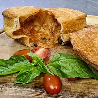 Fried Pizza Margerita