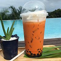 Thai Bubble Milk tea