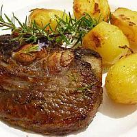 Petto di Anatra Arrosto con Patate
