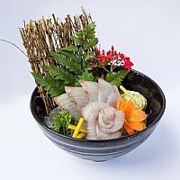Sashimi Local Set (ซาซิมิปลาท้องถิ่น)