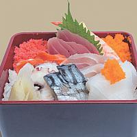 DO-02 Chirashi Sushi ( Box B )