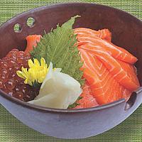 DO-04 Salmon Ikura Don