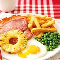 Gammon (Ham) Steak