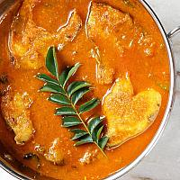 AROMATIC FISH CURRY