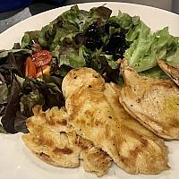 Chicken Grill & Salad