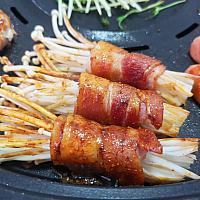 Bacon & Mushroom BBQ