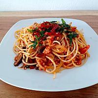 Bolognese Kee Moa (Vegan)