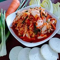 Homemade KimJi (Vegan) 500g.