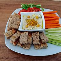 Hummus Set (Vegan)