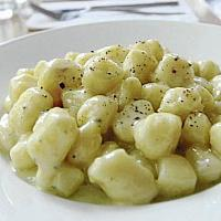 Gnocchi Cheese