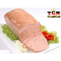 Leberkäse im Stück 150-170 g  ( Slice Meatloaf )