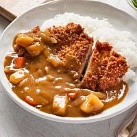 DONBURY (RICE BOWL) KATSUDON CURRY
