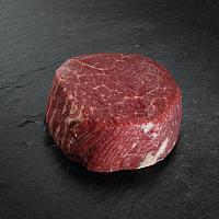 Filet de boeuf grillé, sauce poivre vert, gratin Dauphinois