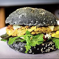 Vegan burger (vegan)