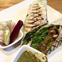Burrito wrap (Chicken,Avocado)